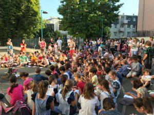 Messe de fin d'année de Sainte Clotilde – Jeudi 28 juin
